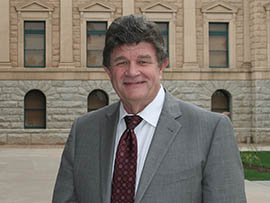 Tucson Senator David Bradley is fighting for structured physical activity in public and charter schools.