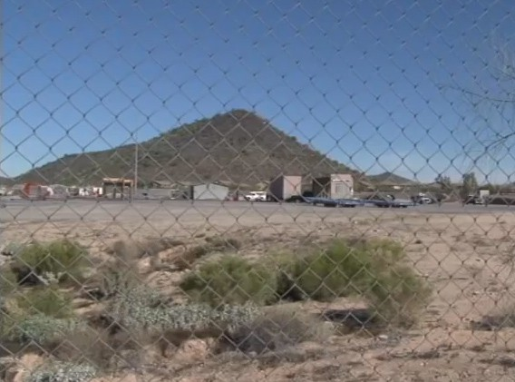 A 20-acre marijuana cultivation center was recently approved by the City of Phoenix. But not everyone in the community is happy about this new facility. Cronkite News reporter Jamie Warren spoke to community members in a appeals meeting.
