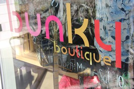 Bunky Boutique, 1437 N. First St. in Phoenix, is one of more than 2,600 local businesses that Local First Arizona promotes and supports.