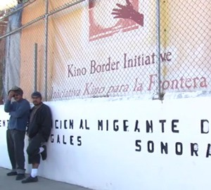Members of Kino Teens cross the border from a Catholic school in Nogales, Arizona, to assist at a charity that helps those who have been deported from the U.S. They wrote letters to the pontiff, and to their surprise he wrote back.