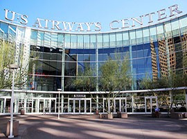 The Suns are continuing to make US Airways a technology-savy arena.