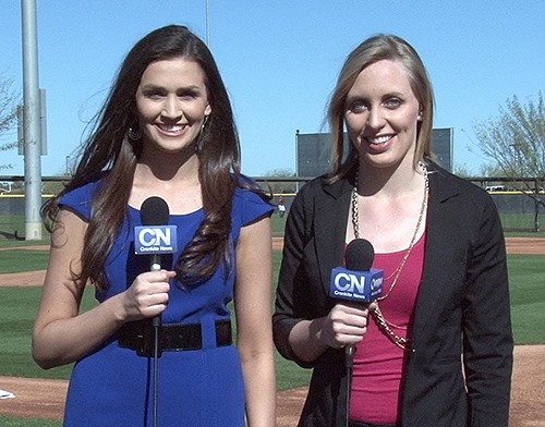 This edition of Cronkite News is a special telecast focusing on spring training 2015. Our Cronkite Sports team visits each of the 10 teams and profiles the Arizona Diamondbacks.