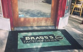 Bragg's Factory Diner, which opened in 2013, found success with a GoFundMe campaign after unexpected expenses put the restaurant on the brink of closure.