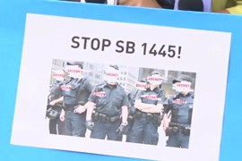 While supporters of the proposed change say it would provide a cooling-off period and keep officers safe, advocates say keeping police officers' names secret for up to 60 days would erode trust between citizens and law enforcement.