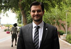 Carlos Alfaro, Arizona political co-director for the Marijuana Policy Project, said a broad coalition is pushing to put recreational use of marijuana on the Arizona ballot in 2016.