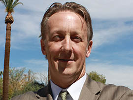 Rep. David Stevens, R-Sierra Vista, shown in a 2013 photo, wants to expand a state law calling for a $15 fine for those speeding less than 10 mph over the limit in 55 mph zones.