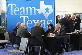 Economic development officials from 45 states and two territories were represented at the SelectUSA Investment Summit.