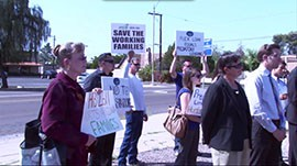 Payday loans are illegal in Arizona, but a bill before the Legislature could offer loans with interest rates far beyond what was previously allowed. Consumer advocates say the proposed change would create cycles of debt among those who can least afford it.