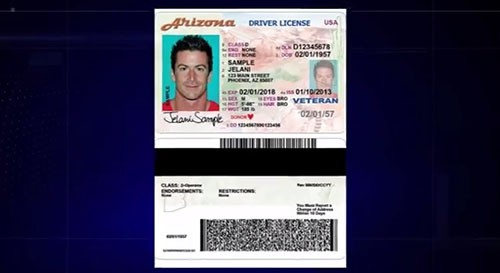 Legislature is still being discussed which would allow Arizonans to get Real ID licenses. As of next year, Arizona licenses would not be sufficient identification to get through airport security.