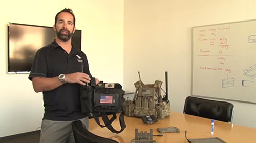 New software to help firefighters better communicate during wildfires is being tested by Prescott's hotshot crews. Cronkite News reporter <b>Julia Thatcher</b> checked out F.L.A.S.H. technology, which could possibly prevent a tragedy like the deaths of 19 hotshots in northern Arizona in 2013.
