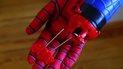 Stephen Kimble of Tucson is taking his fight over the Spider-Man web blaster toy he invented to the U.S. Supreme Court. Cronkite News reporter <b>Andrew Romanov</b> caught up with Kimble in Washington D.C. to talk about his ongoing battle with Marvel.