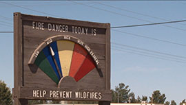 The 2011 Monument Fire blackened tens of thousands of acres and destroyed dozens of structures around the southeastern Arizona community of Sierra Vista. With wildfire season at hand, local officials say they're applying lessons learned from that disaster.