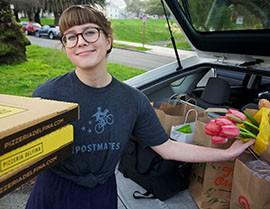 Postmates has raised more than $22 million in capital so far, according to venture capital company Spark Capital.
