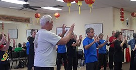 Spend time with a class at the Scottsdale Taoist Tai Chi Center.