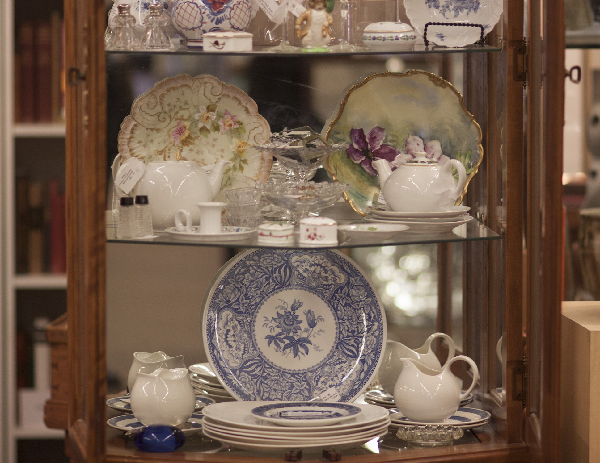 Expert said the antiques industry is declining, and younger generations aren't buying the goods.