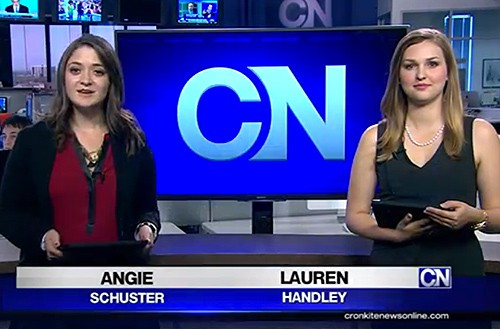 This Cronkite News episode looks at the relationship between spring breakers and Lake Havasu City residents, as well as a wrap-up of the latest legislative session.
