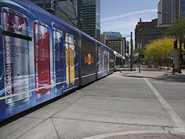 The organizers of MovePHX have until August to make their case to the city's more than 647,000 voters.  To build a single light rail mile, it costs $87.4 million.