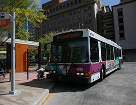 The transportation plan would include 75 miles of bus rapid transit, according to the Citizens Committee on the Future of Phoenix Transportation.