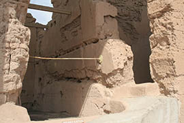 One of the most important pieces of maintenance at Casa Grande Ruins National Monument is keeping the large earthen house standing. While a park official says that work has continued, the National Park Service says the facility has a backlog of more than $2 million in deferred maintenance.