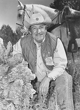 Raul H. Castro poses for a photo as Arizona governor.