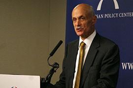 Former Homeland Security Secretary Michael Chertoff said the U.S. needs