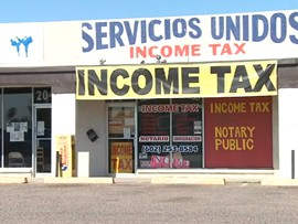 Many undocumented immigrants looking to become citizens are being scammed out of their money by notaries.