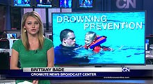 Aguilar Elementary School and the Kiwanis Recreation Center became alarmed when a survey showed that many second-graders didn't know how to swim. Now they are teaming up to provide free swim lessons and teach kids how to be safe around water.