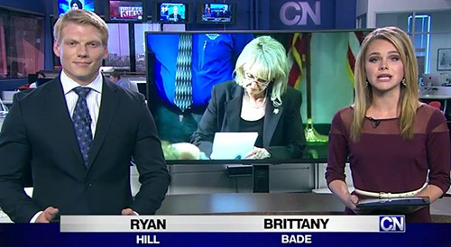This episode of Cronkite News focuses on protests against the immigration reform bill, and how retail development near the Grand Canyon could harm the Colorado River.
