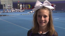 With acrobatic stunts and pyramid formations headlining the performances, cheerleading has become one of the most dangerous sports in terms of head trauma. But many cases are going unnoticed.