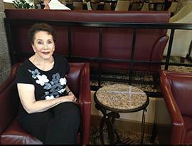 Lynn Brown Rosenberg, author of
