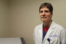 Dr. Alfredo Fabrega, medical director of Banner - University Medical Center Phoenix's transplant program, said that patients may need to accept organs that aren't ideal matches but are good enough to get them off dialysis.