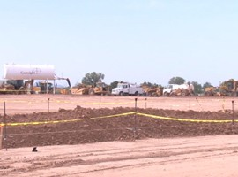 Queen Creek's Casteel High School is nearing the end of it's construction, and now it's time to find coaches for the new school. Casteel High School Athletic Director Tom Dunn says the school will have 30 sports for students, and he already found a football coach.