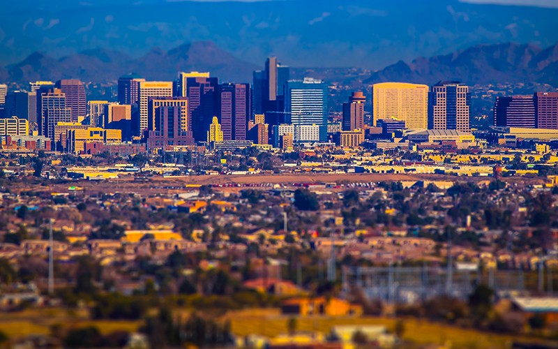 The region that includes Maricopa and Pinal counties had 17.6 million domestic visitors in 2013.