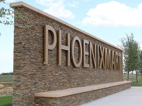 The developers of PhoenixMart in Casa Grande anticipated the 1.5 million square foot project – the largest trade center in North America – would open in late 2012 or early 2013.