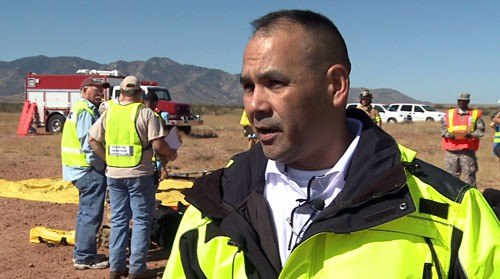 Cronkite NewsWatch travels to Nogales, where businesses and officials are reacting to the latest travel warnings. Reporters also take viewers to Fort Huachuca, where soldiers take part in an emergency preparedness drill.