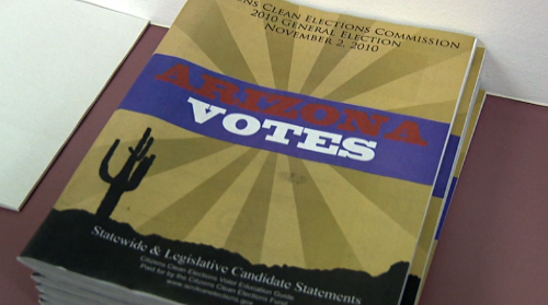 Less than one week away from the election, Cronkite NewsWatch reporters bring viewers the latest information on several key Arizona races and propositions.