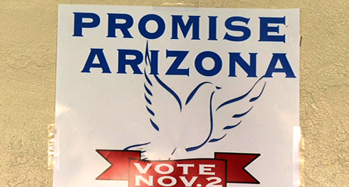 Cronkite News addresses negative ads causing campaign controversy in cyberspace and tells you what Arizonians think about the political tactic.  Plus, how a company called Arizona Goldens is the only one of its kind in the state to train service dogs for children with autism.