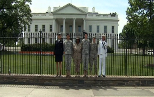 Cronkite NewsWatch takes a look at how ending the military's