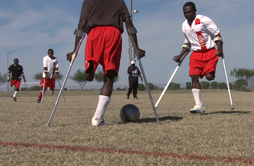 Cronkite NewsWatch brings you the latest on the controversial medical marijuana proposition whose ballots are still being counted, and we introduce you to a Haitian amputee soccer team that ASU hosted in Mesa this past weekend.