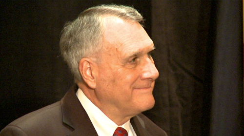 Cronkite News reports on Senator Jon Kyl's announcement that he won't seek reelection, and  the countersuit against the Federal Government filed by Governor Brewer.