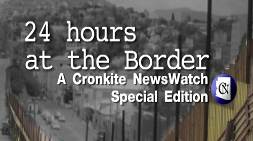 On this special edition of Cronkite NewsWatch, reporters spend 24 hours at the border, and share the stories of those border communities.