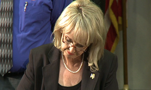 Reporters break down why Governor Jan Brewer isn't attending the Border Governors Conference in New Mexico, and take you to the State Capitol where supporters of the Dream Act hope they'll have the opportunity to serve in the U.S. Military.