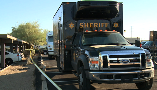 Cronkite NewsWatch takes you inside the Maricopa County Board of Supervisors meeting where a report was unveiled that details the sheriff's alleged misuse of public funds, and meet a Valley volleyball family that has seen success on the court for three generations.