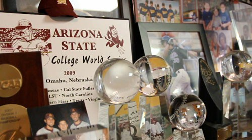 On this special sports edition of Cronkite NewsWatch, we'll take you all around Arizona State University and Arizona sports. From the gridiron to the pool and the diamond to the racetrack. Our Cronkite News Sports team have traveled all across the state tracking impressive and inspiring athletes.