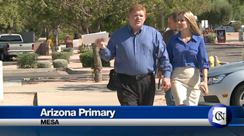 Cronkite News has reporters in Tampa covering Arizona's leadership at the Republican National Convention. Plus a look at the Arizona primary election.