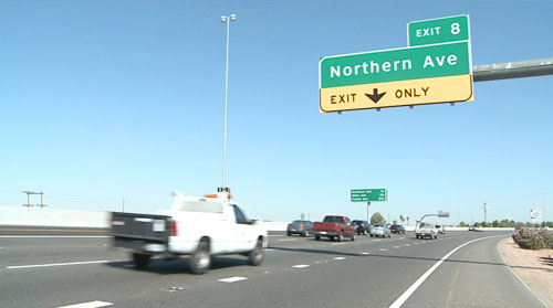 Today on Cronkite NewsWatch we'll tell you why some West Valley residents are upset about the possible Peoria freeway extension, which could give more access to shopping centers. Plus, we'll have the details on Proposition 121. And, see the latest numbers in the heated Jeff Flake and Rich Carmona race.