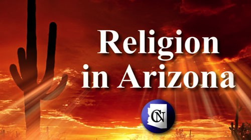 Today on Cronkite NewsWatch, our team takes an in-depth look at the changing role of religion in Arizona.  Learn what some programs are doing to connect faith groups together and bring outsiders closer to God.  Plus, find out how the Supreme Court will affect the relationship between church and state.  And, our team travels to Sedona to tell you how people are getting closer to God outside of worship houses.